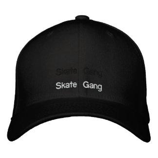 skate gang embroidered hat