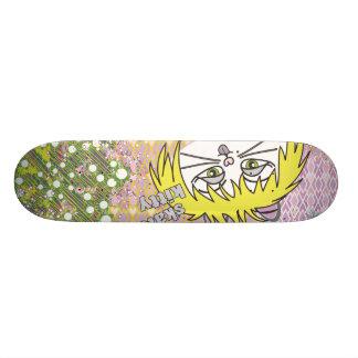 Skate Kitty Hailey 21.6 Cm Skateboard Deck