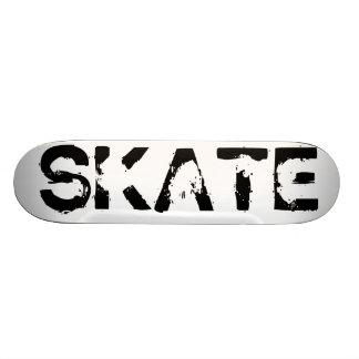 Skate Logo Skate Boards