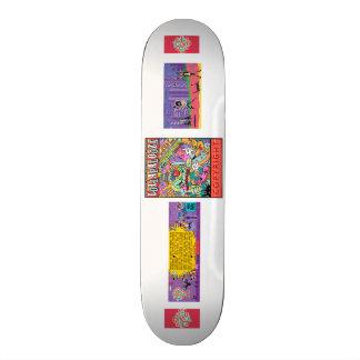 Skate lolapalooza skate deck