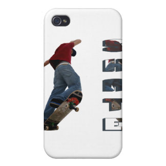 Skate Manual iPhone 4/4S Cases