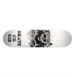 Skate Or Die 21.3 Cm Mini Skateboard Deck