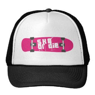 skate or die cap