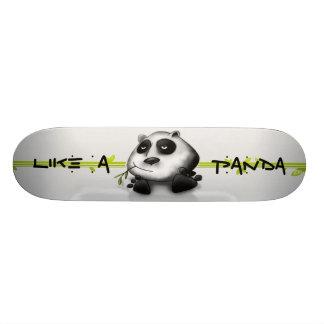 Skate Panda Skateboard Decks