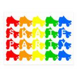 skate party : rainbow quads