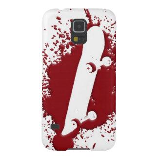 Skate Splat Galaxy S5 Covers