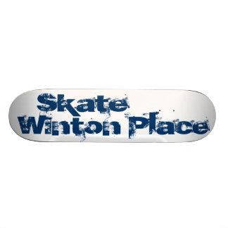 Skate Winton Place Skate Deck