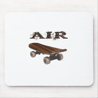 Skateboard Air teen kids men skateboarder Mouse Pad