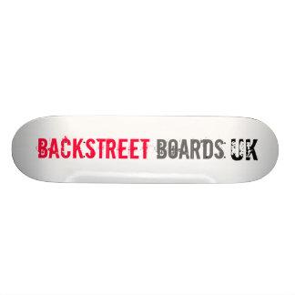 SKATEBOARD, BACKSTREET BOARDS UK