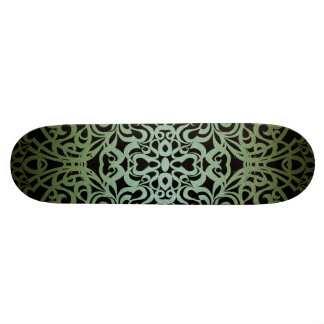 Skateboard Baroque Style Inspiration
