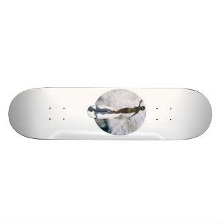 Skateboard board vintage surfing