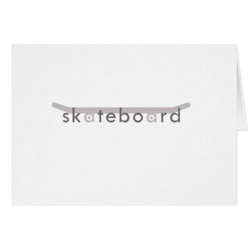 skateboard cards