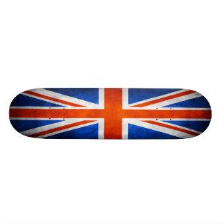 Skateboard CBD201 - UK Flag