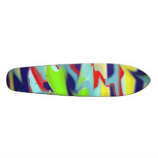 Skateboard Chaos into Form 1 Design G