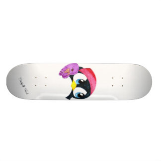 "Skateboard ""Chilly & Bob"""