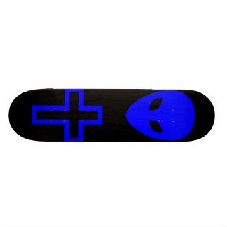 Skateboard - Christian Them - Planet D Boz
