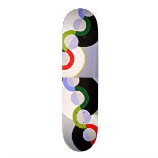 Skateboard-Classic/Vintage-Robert Delaunay 1 20.6 Cm Skateboard Deck