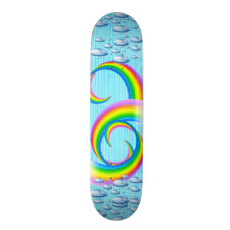 Skateboard-Colorful stylish design Skateboard