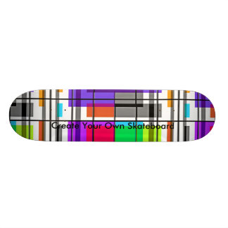 Skateboard Create Your Own