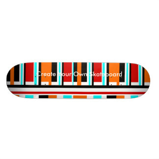 Skateboard Create Your Own Skateboard Decks