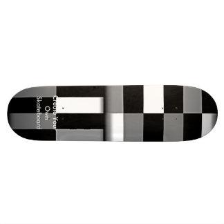 Skateboard Create Your Own Skate Board Deck