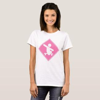 Skateboard crossing T-Shirt