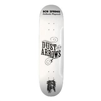 Skateboard Deck - Bob Spring - Dust&Arrows