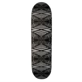Skateboard Deck; Design-X's & Rails