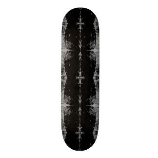 Skateboard Deck; Mutant X-RAY Design, Gray