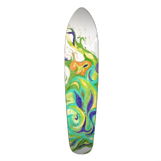 Skateboard Energy Wood 1 Design