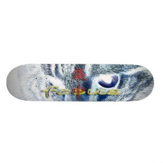 Skateboard Focus