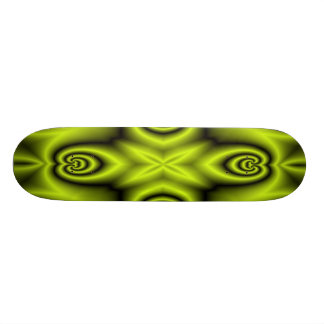 Skateboard: Go green Skateboard