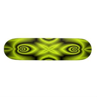 Skateboard: Go green Skateboard