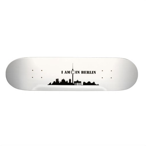 skateboard i at the copyright in Berlin
