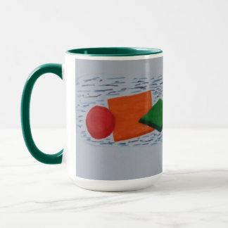 'Skateboard'  Mug