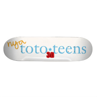 Skateboard NTT3D