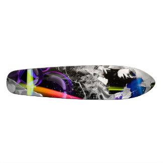 """Skateboard Oldschool 70 """" milk"""