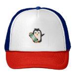 Skateboard Penguin Cap