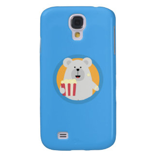 Skateboard Pig with boards Q1Q Galaxy S4 Case