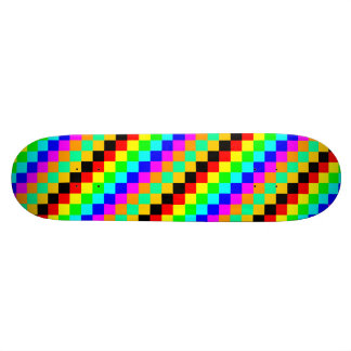 skateboard_pro little squars skateboards