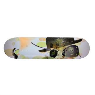 Skateboard table: Piratilla ghost