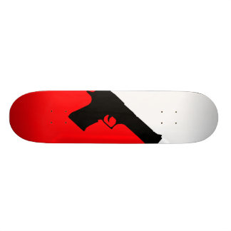 skateboard template 3, gun blackout 3