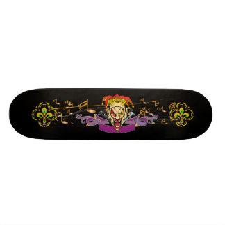 Skateboard-The-Joker-set-1-Black-no-text Skateboard