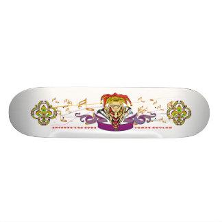 Skateboard-The-Joker-set-1-White-with-text Skateboards