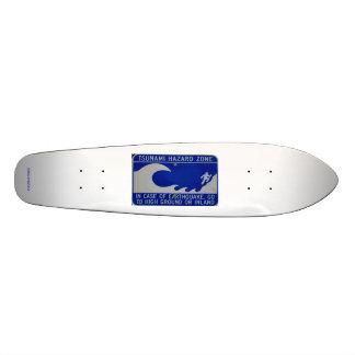 skateboard - tsunami zone