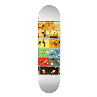 Skateboard-Vintage Comics-Little Nemo 2