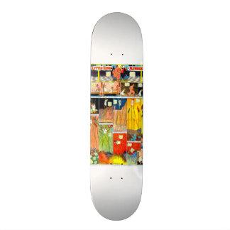 Skateboard-Vintage Comics-Little Nemo 3 20.6 Cm Skateboard Deck