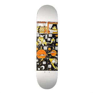 Skateboard-Vintage Comics-Little Nemo 4 Skateboard Deck