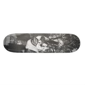 Skateboard with unique design