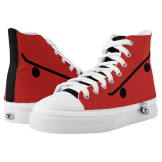 Skateboard Zipz High Top Shoes